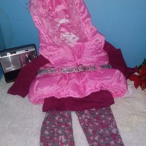 new with tags Nannette kids 18 months 3 pcs outfit